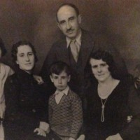 Learreta Echave family, Liverpool, 1930s