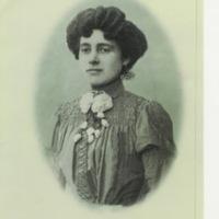 Ysabel González, nee Ysabel Marcos Fernández (Spain?, c.1885-1900)