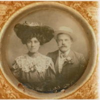 Baltasar González and Ysabel González, nee Ysabel Marcos Fernández (Spain?, c.1890-1915)